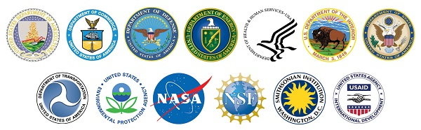 12 Federal Government Agencies Actively Employing Public ...